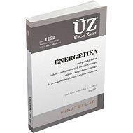 ÚZ 1292 Energetika: podle stavu k 1. 1. 2019 - Kniha
