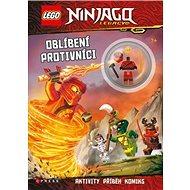 LEGO NINJAGO Oblíbení protivníci: Aktivity, příběh, komiks, obsahuje minifigurku