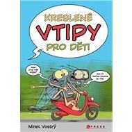 Kreslené vtipy pro děti - Kniha