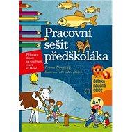 Pracovní sešit předškoláka: Příprava dítěte na úspěšný strt ve škole, 4-7 let - Kniha