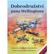 Dobrodružství pana Wellingtona: O klucích, letadlech a letcích RAF - Kniha