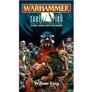 Warhammer Zabíječ upírů - Kniha