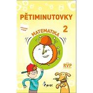 Pětiminutovky Matematika 2 - Kniha