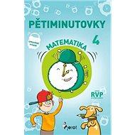 Pětiminutovky Matematika 4 - Kniha