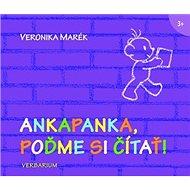 Ankapanka, poďme si čítať - Kniha