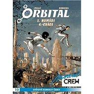 Modrá CREW 10 Orbital 3+4 - Kniha