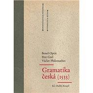 Gramatika česká (1533) - Kniha