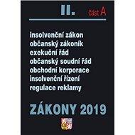 Zákony 2019 II. část A - Kniha