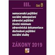 Zákony 2019 III. část B - Kniha