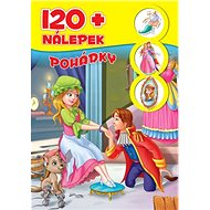 120+ nálepek Pohádky - Kniha