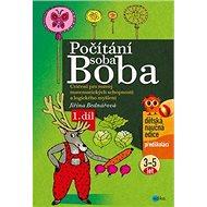 Počítání soba Boba: Cvičení pro rozvoj matematických schopností a logického myšlení pro děti od 3 do