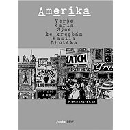 Amerika - Kniha
