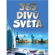 365 divů světa - Kniha