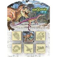 Razítka 5+1 Dinosauři - Razítka