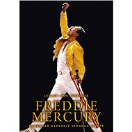 Freddie Mercury: Bohémská rapsodie jednoho života - Kniha