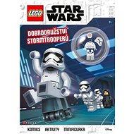 LEGO Star Wars Dobrodružství Stormtrooperů: Komiks, aktivity, figurka - Kniha