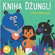 Zvuková pohádková knížka Kniha Džungli - Kniha