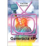 """Generácia """"P"""" - Kniha"""