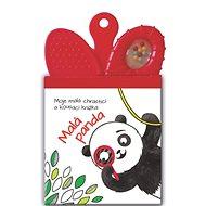 Moje malá chrastící a kousací knížka Malá panda - Kniha