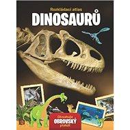 Rozkládací atlas Dinosauři - Kniha