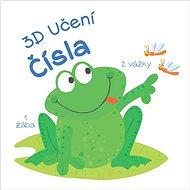 3D Učení Čísla - Kniha