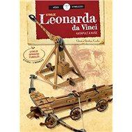 Stroje Leonarda da Vinci: Katapult a kuše - Kniha
