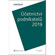 Účetnictví podnikatelů 2019 - Kniha