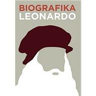 Biografika Leonardo: Velikáni v grafickej podobe - Kniha