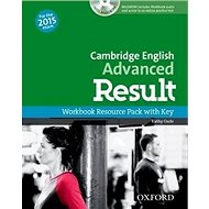 Cambridge English Advanced Result Workbook with Key with Audio CD - Kniha