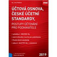 Účtová osnova, České účetní standardy 2019: postupy účtování pro podnikatele - Kniha