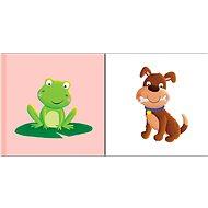 Dětská knížka Žába Pes: Detská knižka Žaba Pes - Kniha