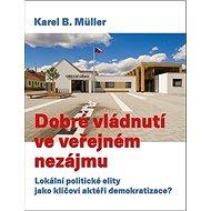 Dobré vládnutí ve veřejném nezájmu: Lokální politické elity jako klíčoví aktéři demokratizace? - Kniha