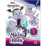 Paint with water and you don' t need Vampirin paints - Creative Kit