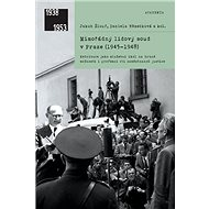 Mimořádný lidový soud v Praze (1945–1948) - Kniha
