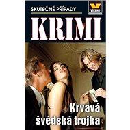 Krvavá švédská trojka 2/19: Skutečné případy - Kniha