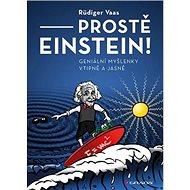 Prostě Einstein!: Geniální myšlenky vtipně a jasně - Kniha