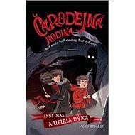Čarodejná hodina: Anna, Max a upíria dýka - Kniha