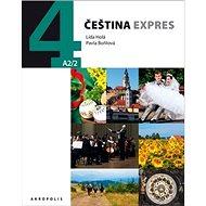 Čeština Expres 4 (A2/2) + CD: anglická verze - Kniha