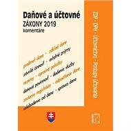 Daňové a účtovné zákony 2019 - Kniha