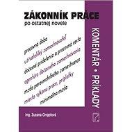 Zákonník práce po ostatnej novele: Komentár a príklady - Kniha