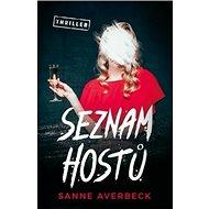 Seznam hostů - Kniha