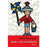 Jakub a dvě stě dědečků - Kniha