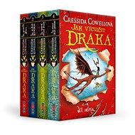 Jak vycvičit draka 1-4 BOX - Kniha