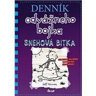 Denník odvážneho bojka Snehová bitka - Kniha