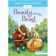 Beauty and the Beast: Usborne English Readers Level 1 - Kniha