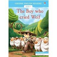 The Boy who Cried Wolf: Usborne English Readers Level 1 - Kniha