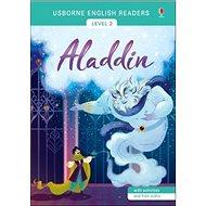 Aladdin: Usborne English Readers Level 2 - Kniha