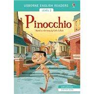Pinocchio: Usborne English Readers Level 2 - Kniha