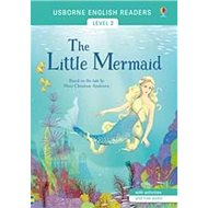 The Little Mermaid: Usborne English Readers Level 2 - Kniha