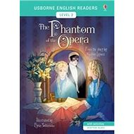 The Phantom of the Opera: Usborne English Readers Level 2 - Kniha